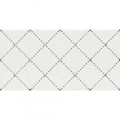 Idylla white 30,8x60,8 dekor