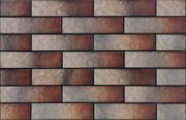 ALASKA RUSTIKO 245x65x6,5 homlokzat
