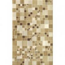Mosa cream geo squares 25x40 inserto