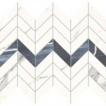Bonella white 29,8x24,6 mozaik